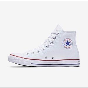 Converse Chuck White High Top Sneakers 1